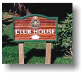 Clubhouse Directional